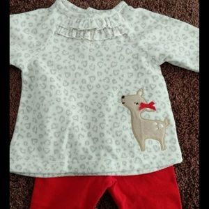 Other - New born baby christmas outfit